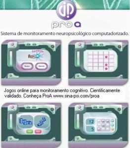 Curso ProA 02/04/2011: Avaliação Cognitiva Computadorizada